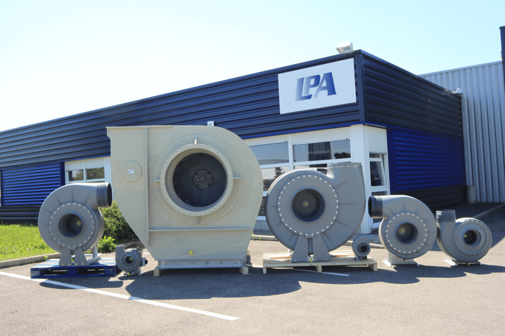 LPA - ventilation anti-corrosion
