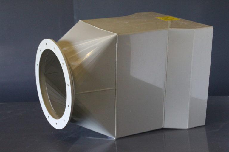 LPA - chaudronnerie plastique