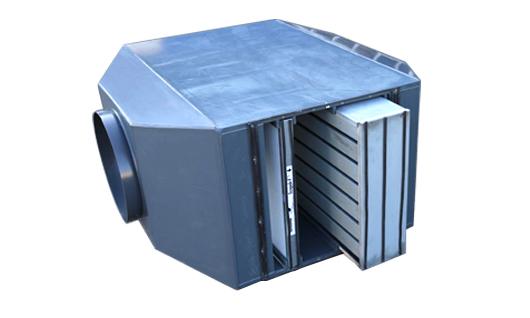 Caisson-filtre charbon actif - LPA
