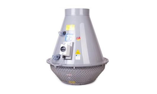 Ventilateur de toiture HFD - LPA