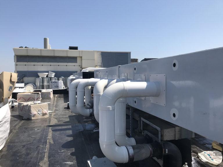 Réseaux de ventilation - LPA